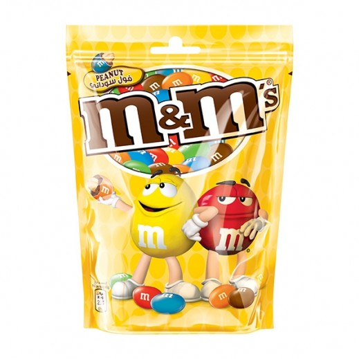 M&M's Peanut Chocolate 180 g