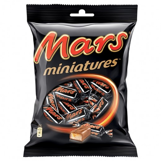 Mars Miniatures Chocolates 150 g