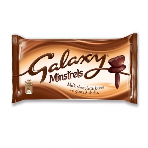 Galaxy Minstrels Chocolates 42 g