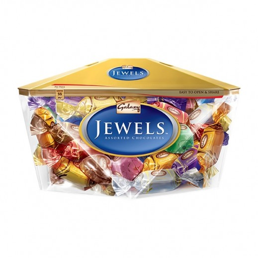 Galaxy Jewels Chocolate 650 g