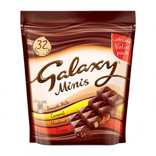 Galaxy Mixed Minis Chocolate 400 g