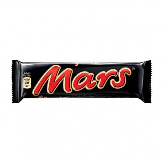 Mars Singles Chocolate 51 g