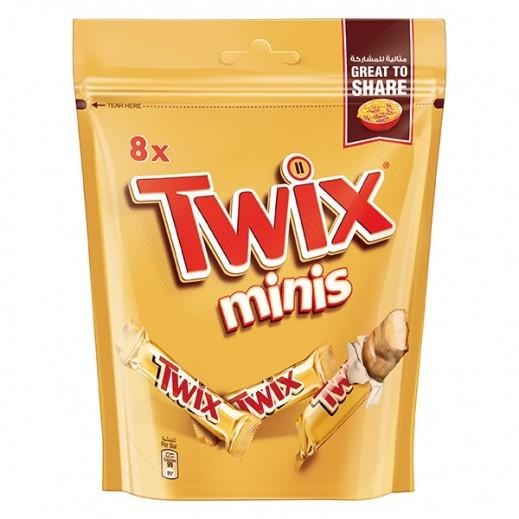 Twix Minis Chocolate 160 g