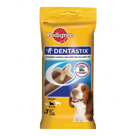 Pedigree Denta Stix Medium 7 Pieces 180 g