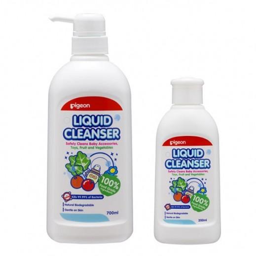 Pigeon Liquid Cleanser 700 ml + 200 ml Free
