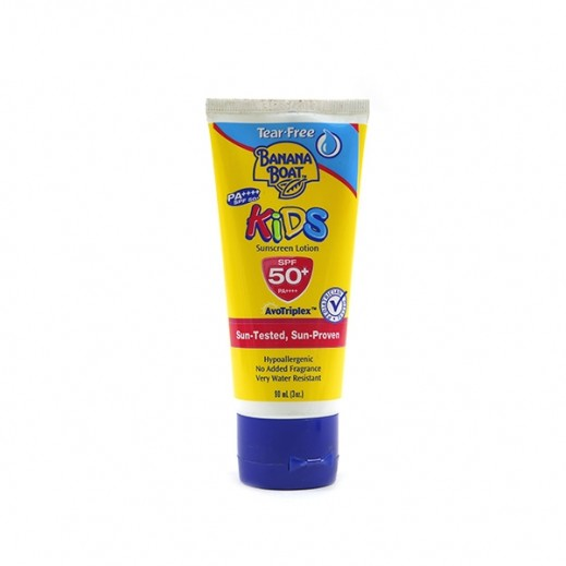 Banana Boat Kids Sunscreen Lotion SPF50 90 ml