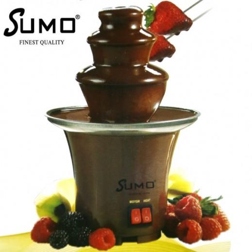 SUMO Chocolate Fountain 65W - Silver
