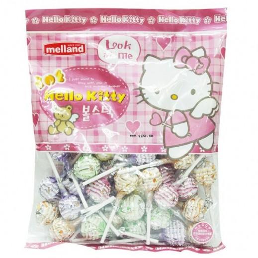 Melland Hello Kitty Lollipop Assorted Flavours 500 g