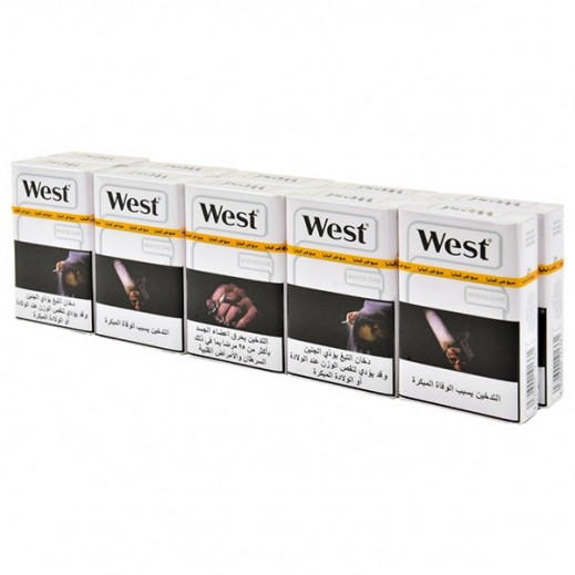 West One Filter Cigarettes (Ctn)