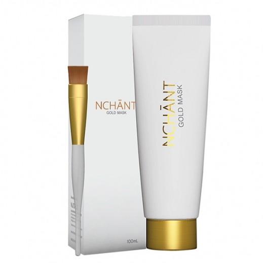 Nchant By Nlighten Gold Mask 100 ml