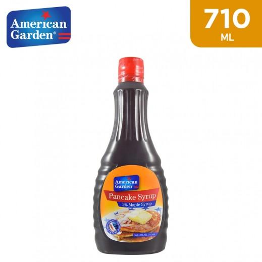 American Garden Pancake Syrup 710 ml