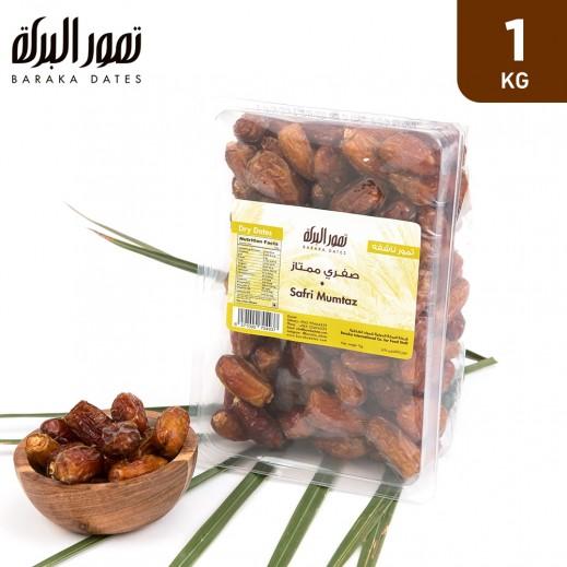 Baraka Dates Sefri Mumtaz Rigid Dates 1 kg