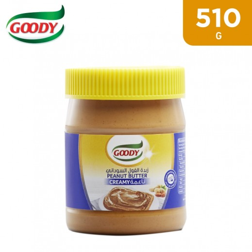 Goody Creamy Peanut Butter Spread 510 g