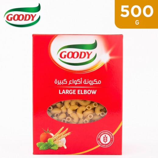Goody Large Elbow Macaroni N0.33 Pasta 500 g