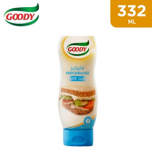 Goody Lite Mayonnaise Squeeze Bottle 332 ml