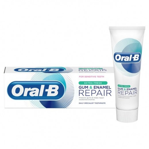 Oral-B Gum & Enamel Repair Extra Fresh Toothpaste 75 ml
