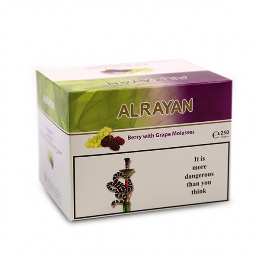 AL Rayan Berry with Grape Tobacco 250 g