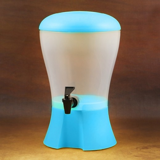 Beverage Dispenser Blue 4.5 L