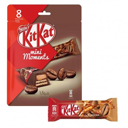 KitKat Mini Moments Mocha 132 g