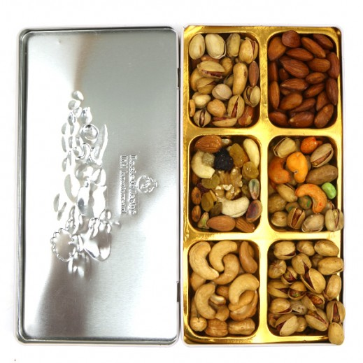 International Mill Mixed Nuts Box 400 g