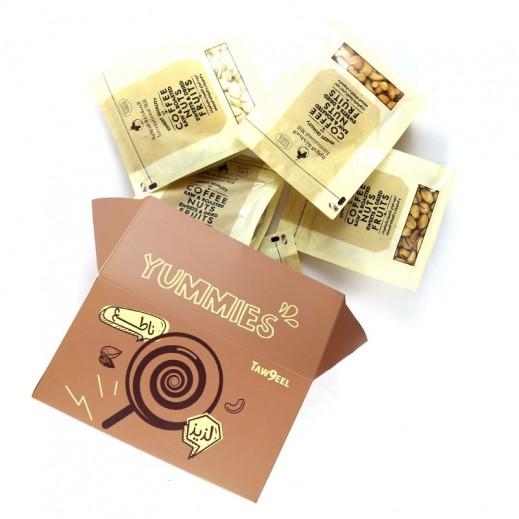 Yummies Mixed Nuts Box