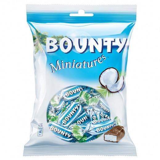 Bounty Miniature Chocolate 150 g