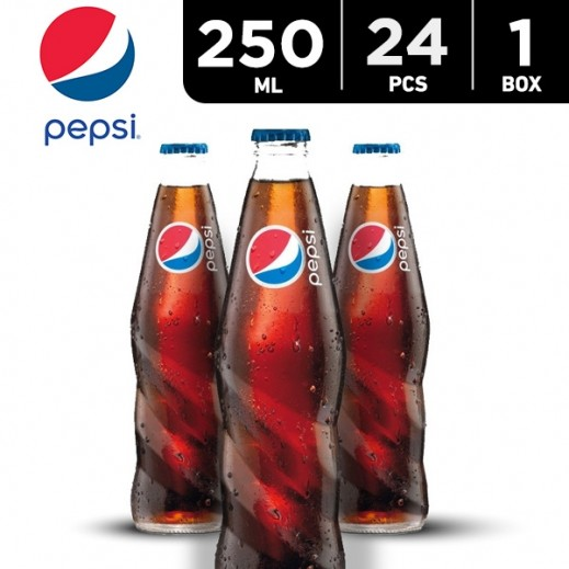 Pepsi Bottle Carton 24 x 250 ml