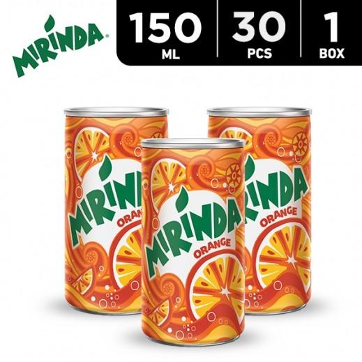 Mirinda Orange Can Carton 30x150 ml
