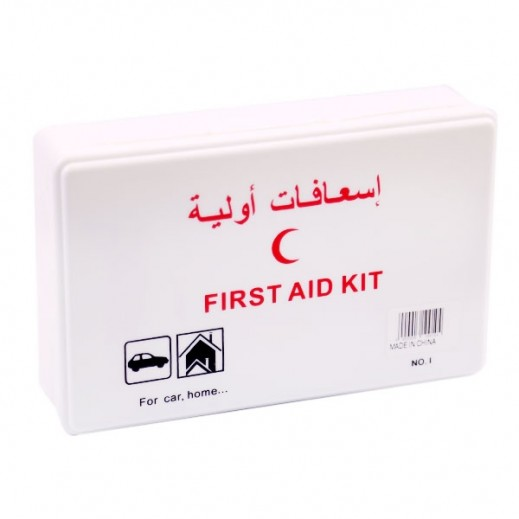 Maagen First Aid Kit Small 42 Accessories