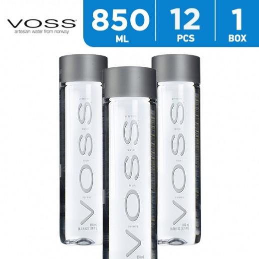 Voss Still Water Plastic 12 x 850 ml