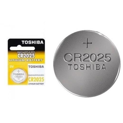 Toshiba 3V Button Cell Battery - 1 Pc