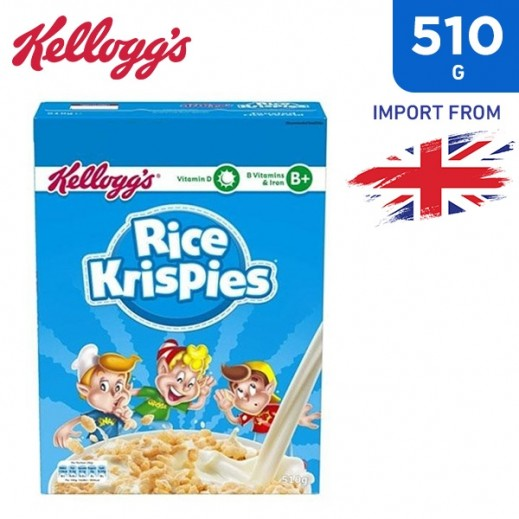 Kellogg's Rice Crispies Cereal 510 g