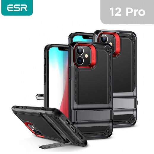 ESR Machina case with Stand for iPhone 12/12 Pro