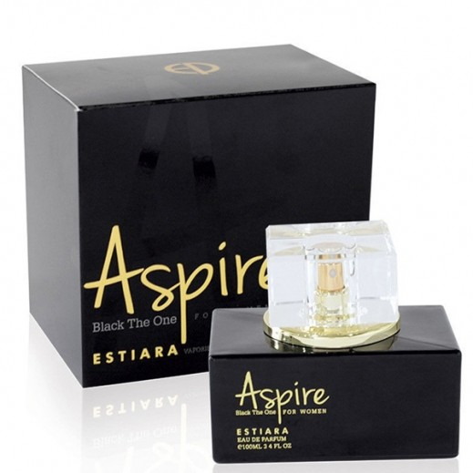 Estiara Aspire Black The One For Her EDP 100 ml