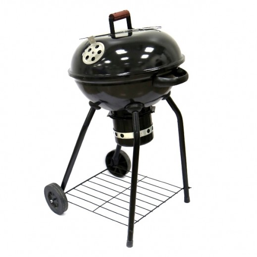 Char-Broil Charcoal Kettle Grill with Lid + BBQ Tool Set Free - delivered by Al Naki Company