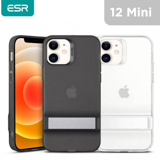 ESR Air Shield Boost Case with Metal Kickstand for iPhone 12 Mini