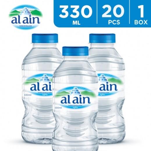 Al Ain Drinking Water 20 x 330 ml