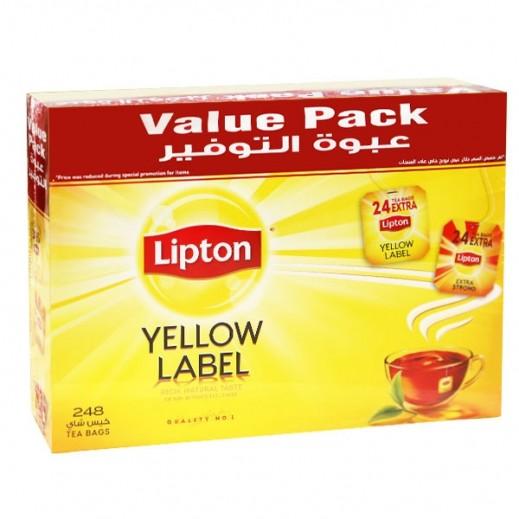 Lipton Yellow Label Tea Bags (200s + 48s Free)