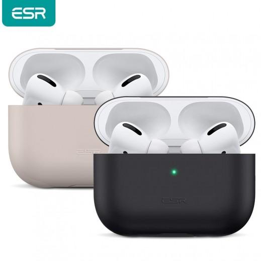 ESR Breeze Plus silicone Case for Airpods Pro