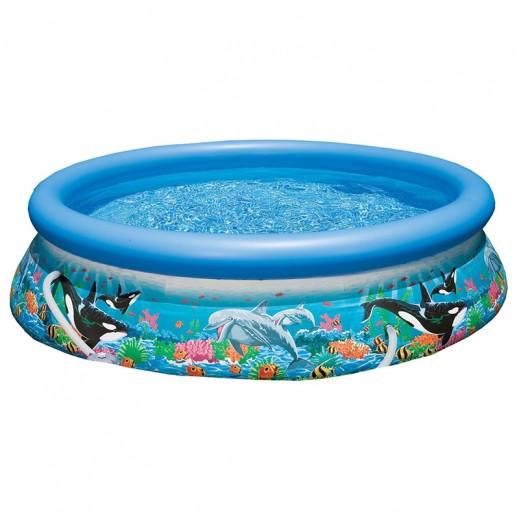 Intex Ocean Reef Easy Pool Set 10 ft X 30 inch