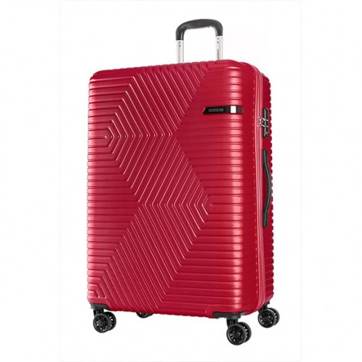 American Tourister Ellen Spinner 79 cm - Red