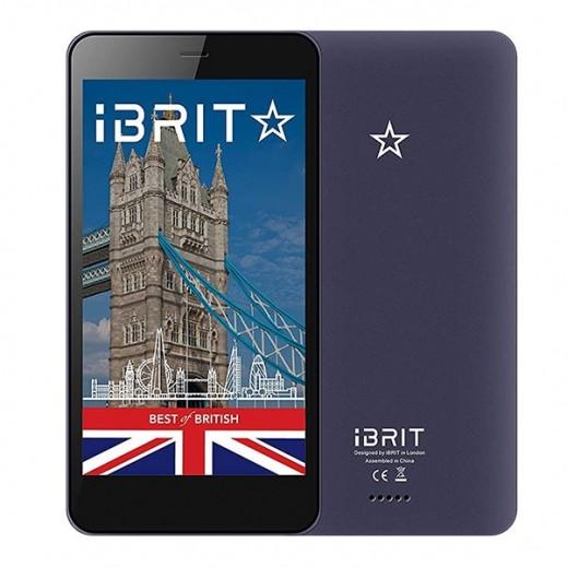 iBRIT Vault Plus 16 GB 4G LTE Smartphone - Grey