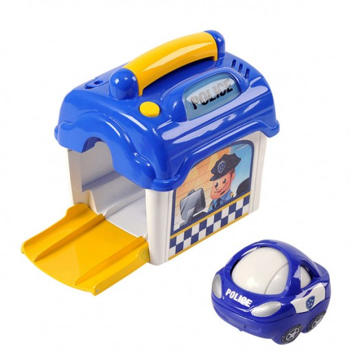 PlayGo Pop out Rescue Police Station