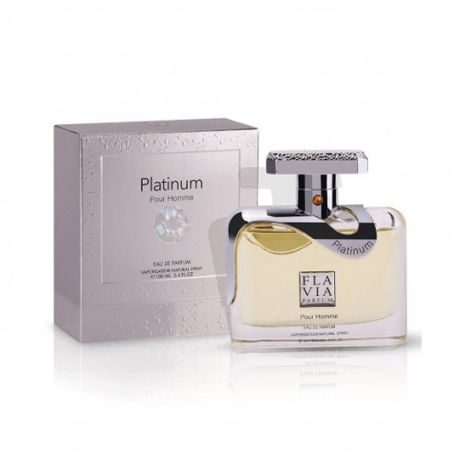 Flavia Sterling Platinum Pour Homme For Him 100 ml