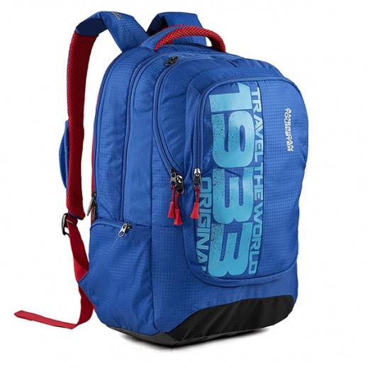 American Tourister Insta NXT Laptop Backpack 03 Blue