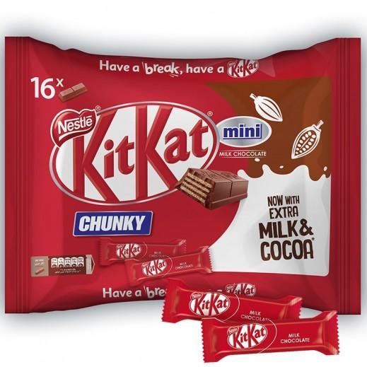 KitKat Chunky Mini Bags 250 g