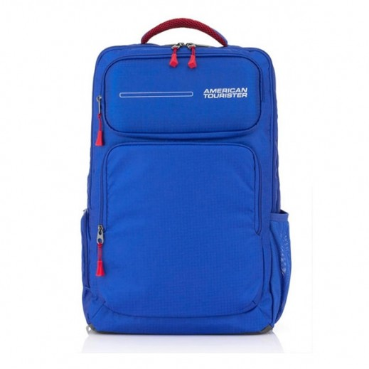American Tourister Vipe NXT Laptop Backpack 02 Blue
