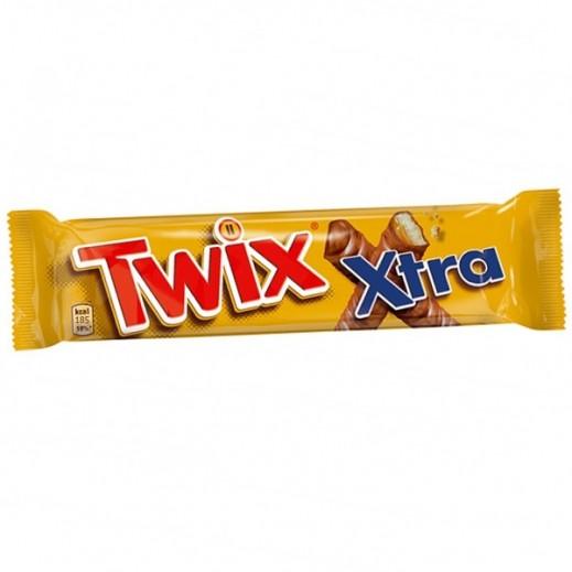 Twix Xtra Chocolate 75 g