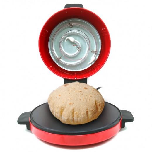 SUMO Arabic Bread and Pizza Maker 1800W - Red