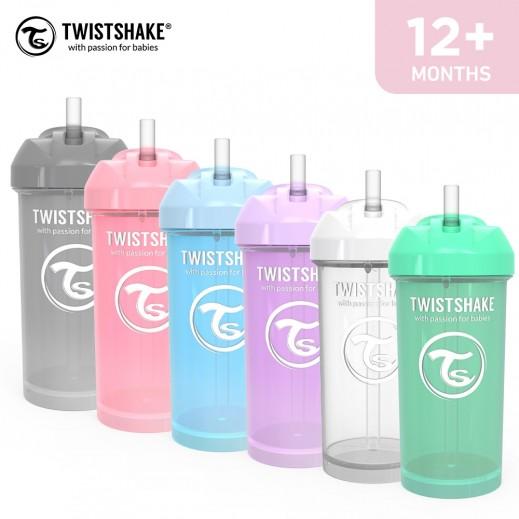 Twistshake Straw Cup 360 ml (12+ Months)